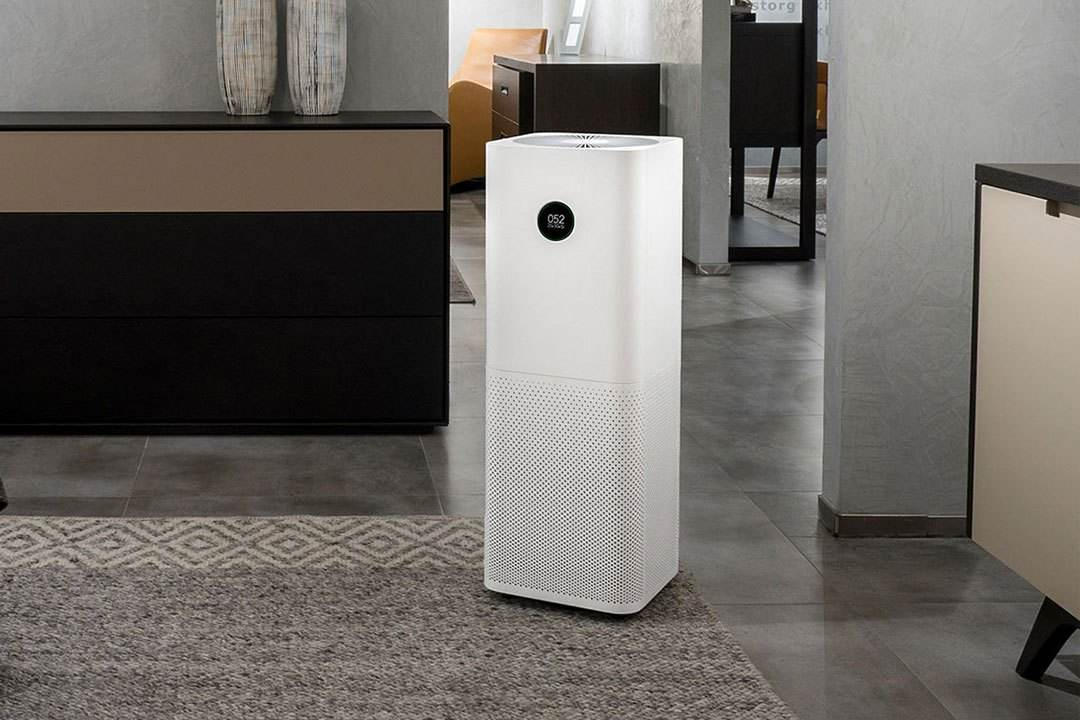 Air purifiers use PM2.5 sensors to remove indoor second-hand smoke